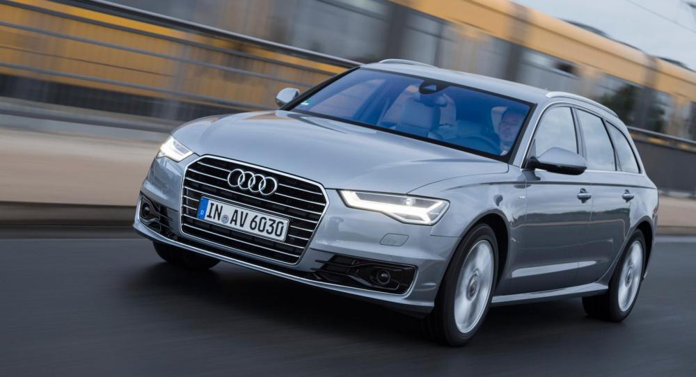Vilken motor till Audi A6?