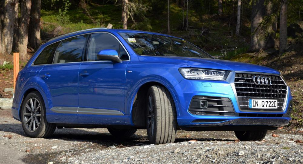 Vi provkör nya Audi Q7.