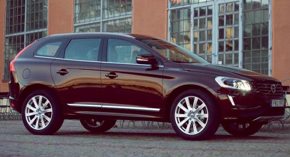 4. Volvo XC60.