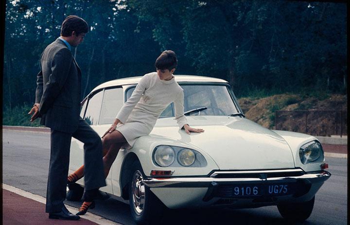 1968 års DS – den som blev av.