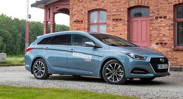 Rosttest: Hyundai i40 2015