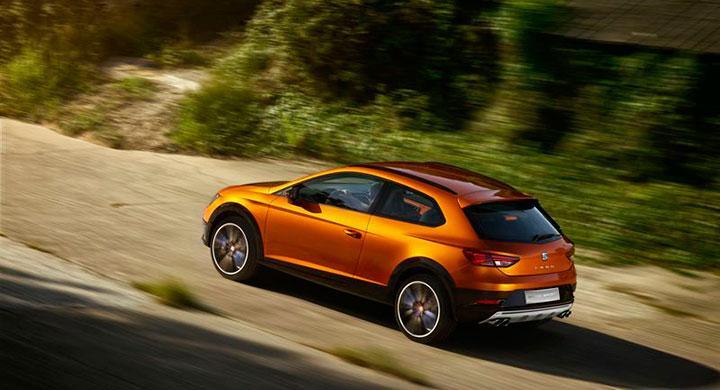 Konceptet Seat Leon Sport Cross.