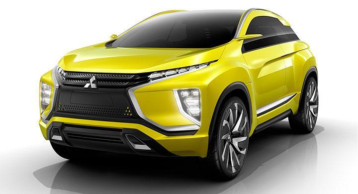 Mitsubishi eX Concept.