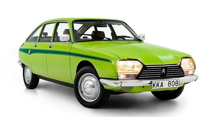 Klassikern: Citroën GS / GSA