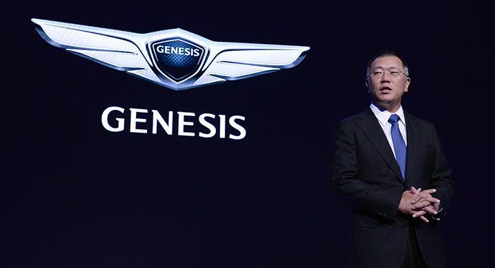 Infiniti och Lexus får konkurrens. Nu kommer Genesis.