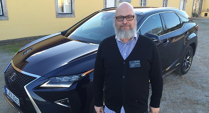 Direktrapport: Lexus RX 450h (2015)