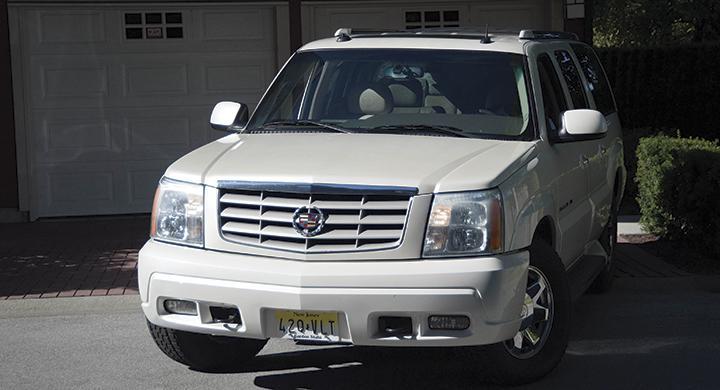 Sopranos-bil såld för en miljon