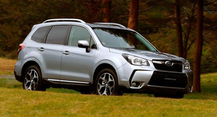 En nybliven Forester-ägare har många frågor till Subaru.