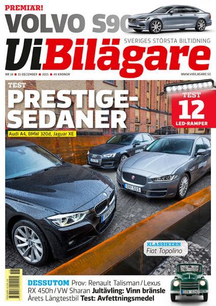 Vi Bilägare 18/2015 - nytt nummer