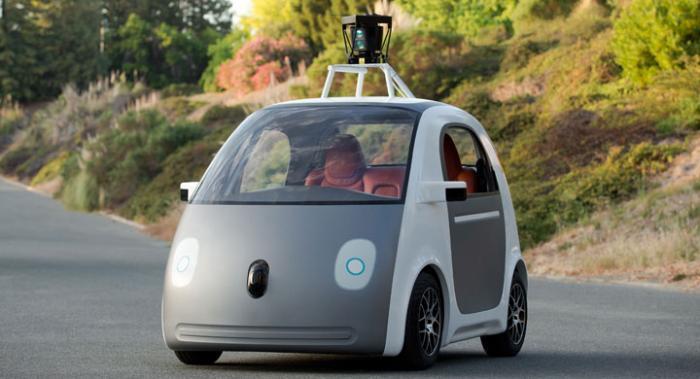 Ford och Google i samarbete