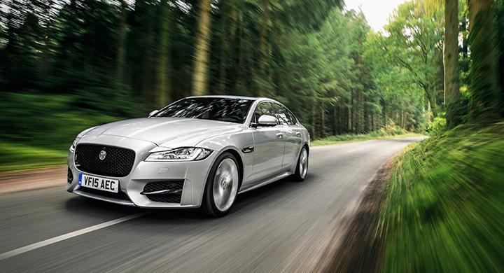 Provkörning: Jaguar XF (2015)