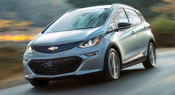 GM bygger folk-elbil