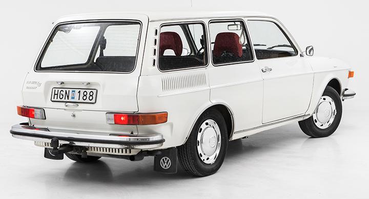 Klassiker: Volkswagen 411/412