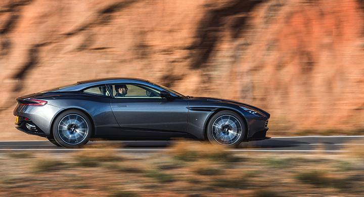 Officiell: Aston Martin DB11