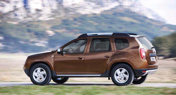 Frågeställarens Dacia Duster har ingen kraft under 2000 varv.
