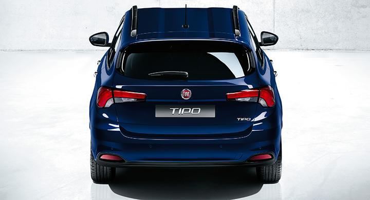 Fiat Tipo som kombi