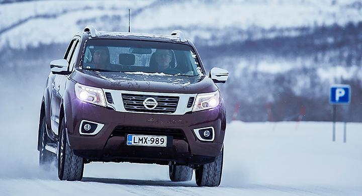 Provkörning: Nissan Navara 2016