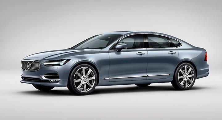 Volvo S90 prisades för sina rena linjer och tidlösa design.