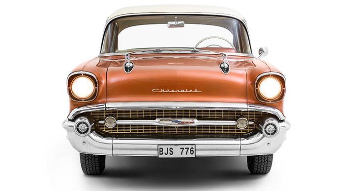 Klassiker: Chevrolet Tri Five