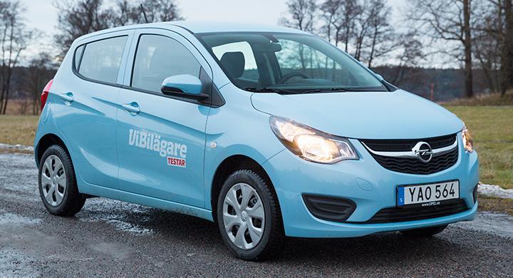 Rosttest: Opel Karl