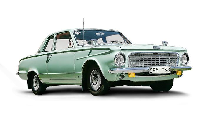 Klassikern: Chrysler Valiant