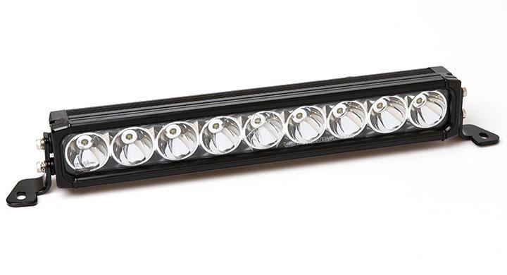 En ljusramp är billigaste lösningen för att förbättra ljuset på bilen.