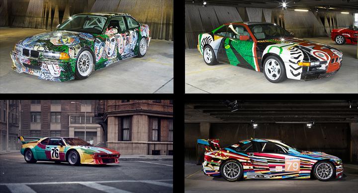 Bildquiz: BMW Art Car