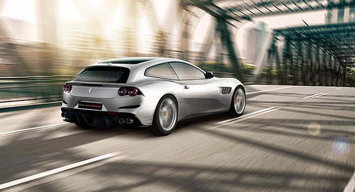 GTC4 Lusso T får turboladdad V8