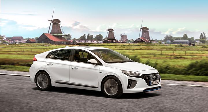 Med Ioniq-satsningen är Hyundai den enda biltillverkare som kan erbjuda hybrider, elbilar och vätgasteknik.