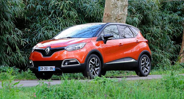 Frågeställaren undrar över rostskyddet i Renault Captur.