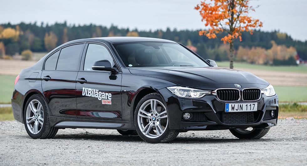 Rosttest: BMW 320d (2016)