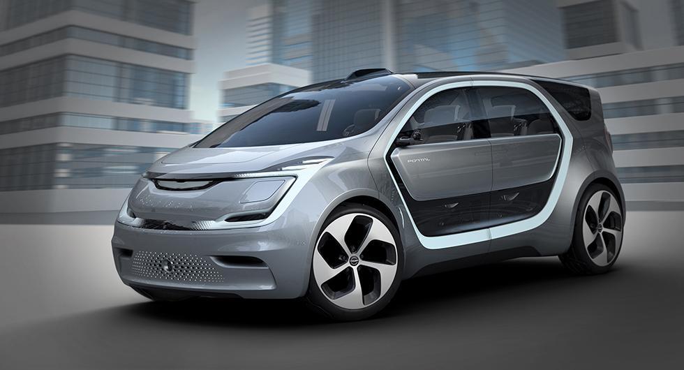 Chrysler flirtar med millennie-generation