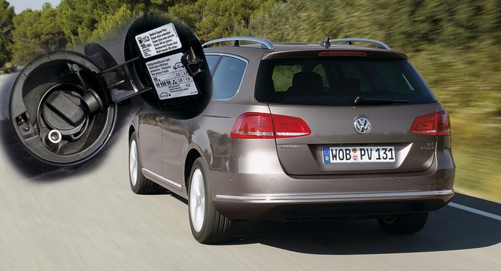 Volkswagen återkallar nyare gasbilar också