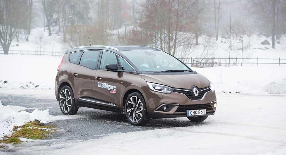 Renault Grand Scenic.