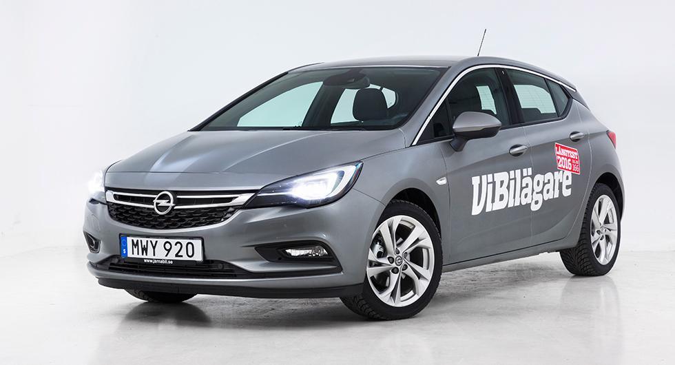 Bilfrågan: Har Opel klen koppling?