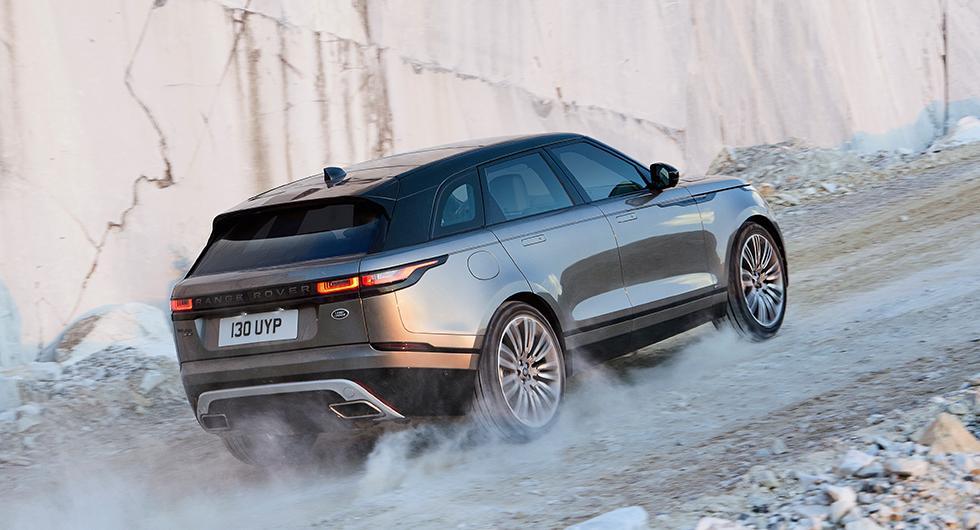 Här är Range Rover Velar