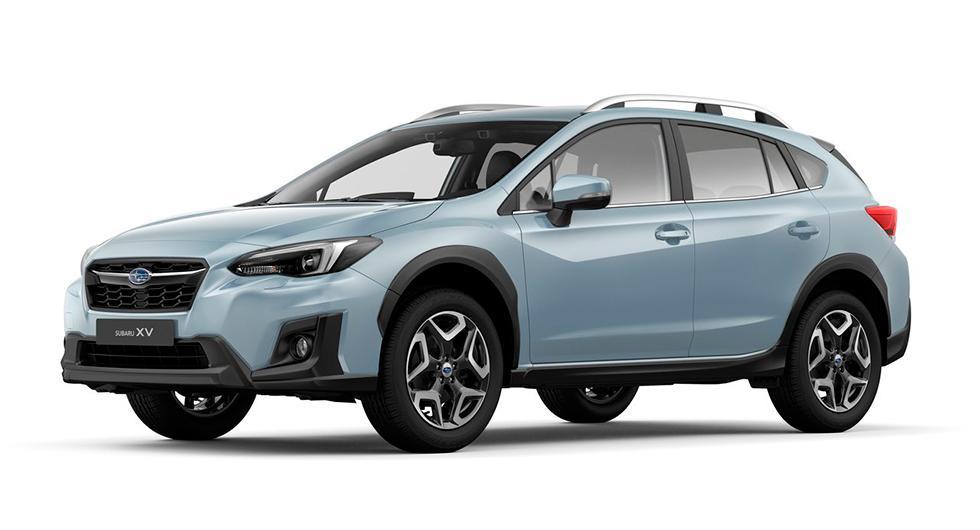 Här är nya Subaru XV