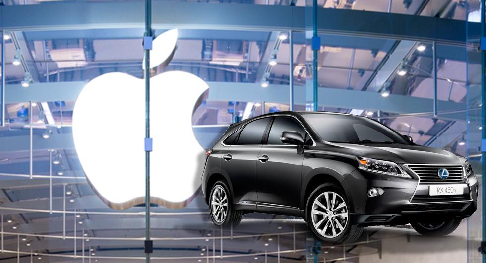 Apple växlar upp i självkörande race