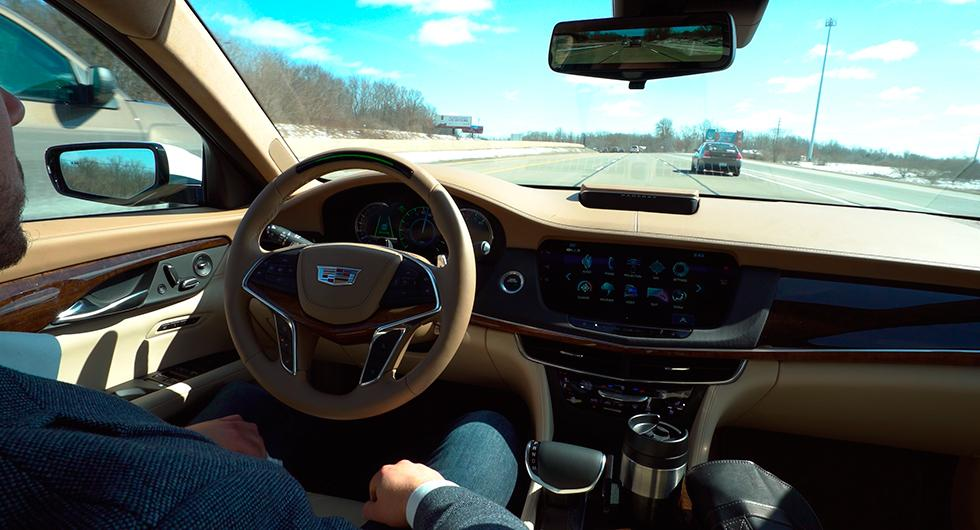 Cadillac rullar ut självkörande teknik