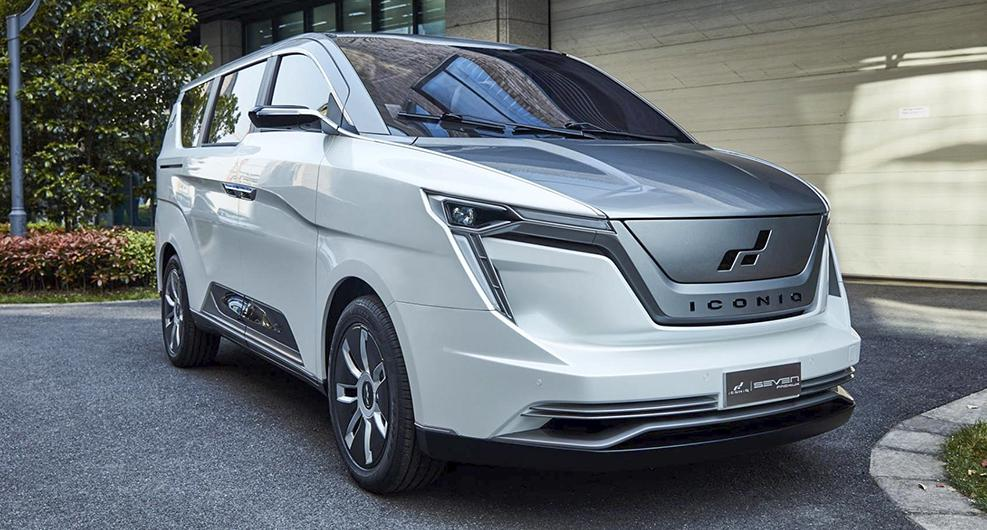 Nevs och Iconiq Motors utvecklar en bilplattform tillsammans, bland annat ska den utgöra grund för Seven.