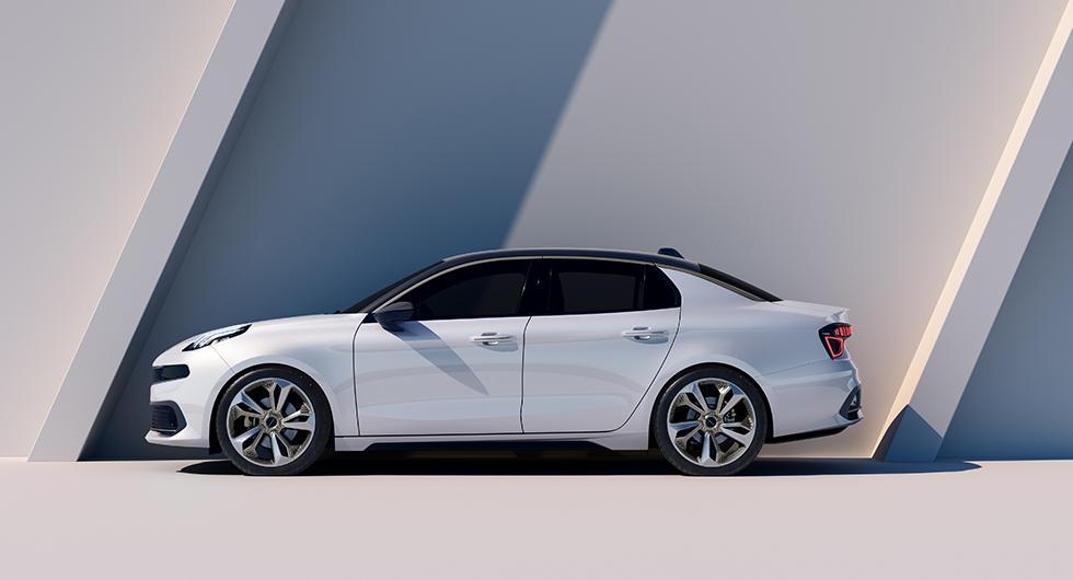 03 Sedan Concept.