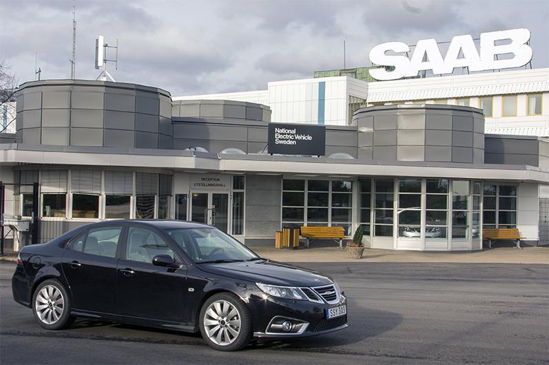 Om tre år ska en eldriven suv rulla ut från den gamla Saab-fabriken i Trollhättan.