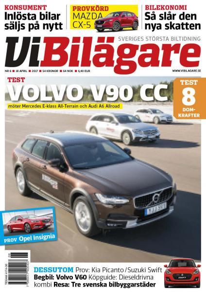 Vi Bilägare 06/2017 – nytt nummer