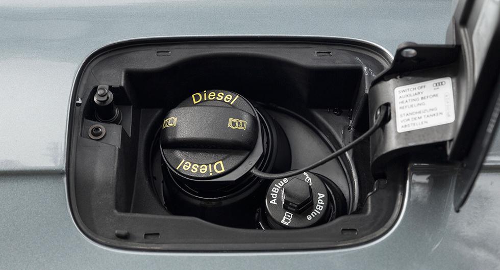 Intresset för dieseldrivna bilar falnar hos tjänstebilsförarna.