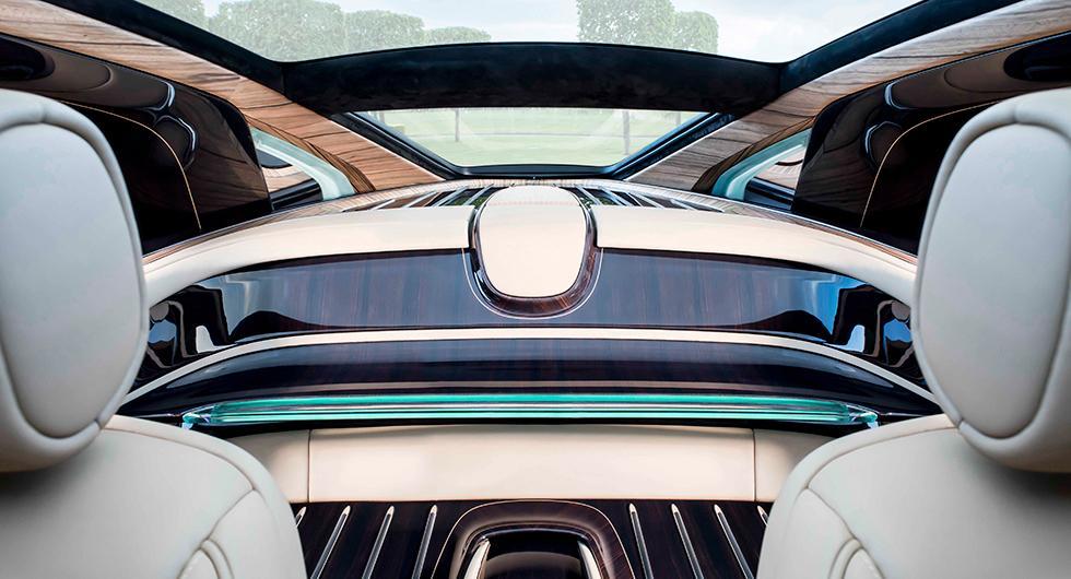 Rolls-Royce Sweptail unik i sitt slag
