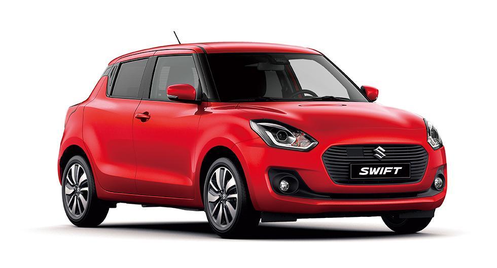 Provkörning: Suzuki Swift 2017
