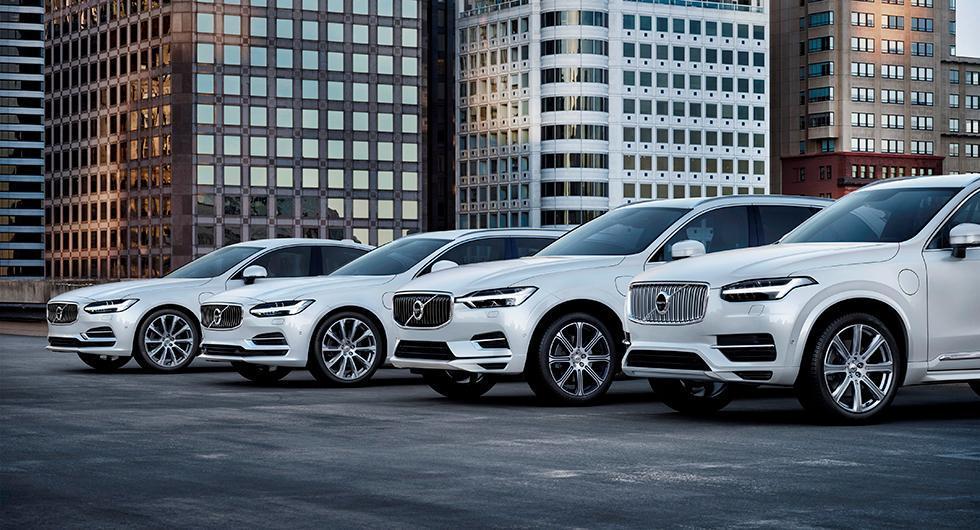 Starka siffror för Volvo