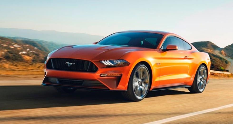 Tystare V8 ska göra Mustangägare till bättre grannar
