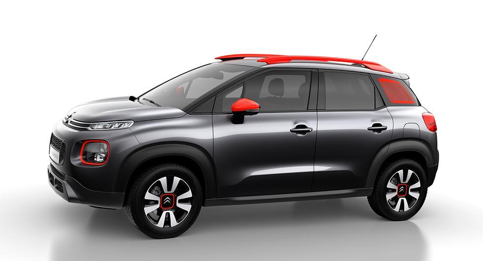 Så mycket kostar Citroëns nya crossover