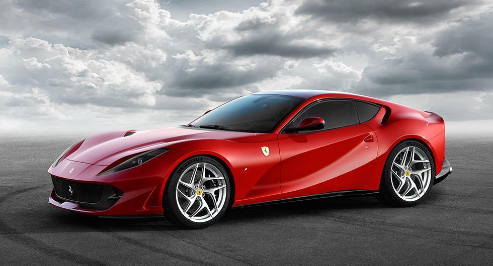 Ferrari planerar suv